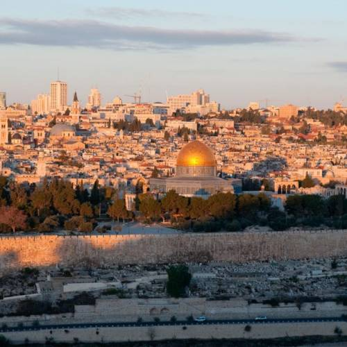 Jerusalem as Israeli capital: a spread disapproval