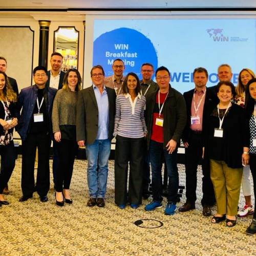 WIN Breakfast Session at ESOMAR Annual Congress 2018