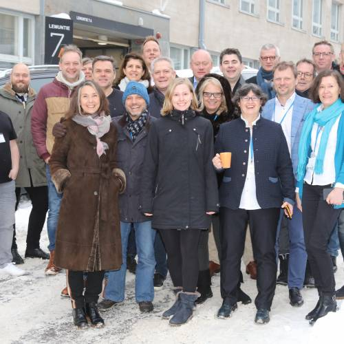 European WIN Meeting in Helsinki: Navigating transformation